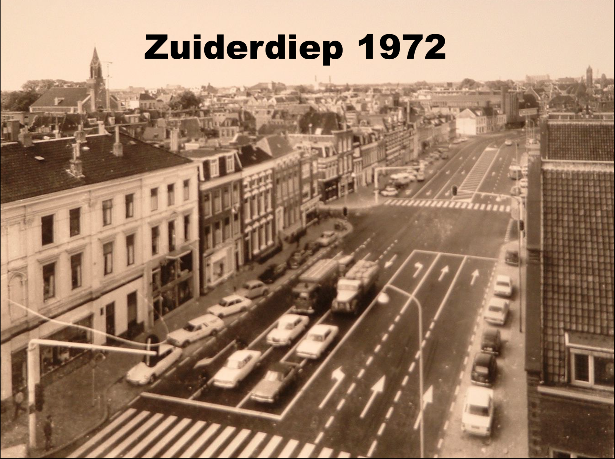 Zuiderdiep.  Image courtesy of Karsijns and Schilt, 2003.