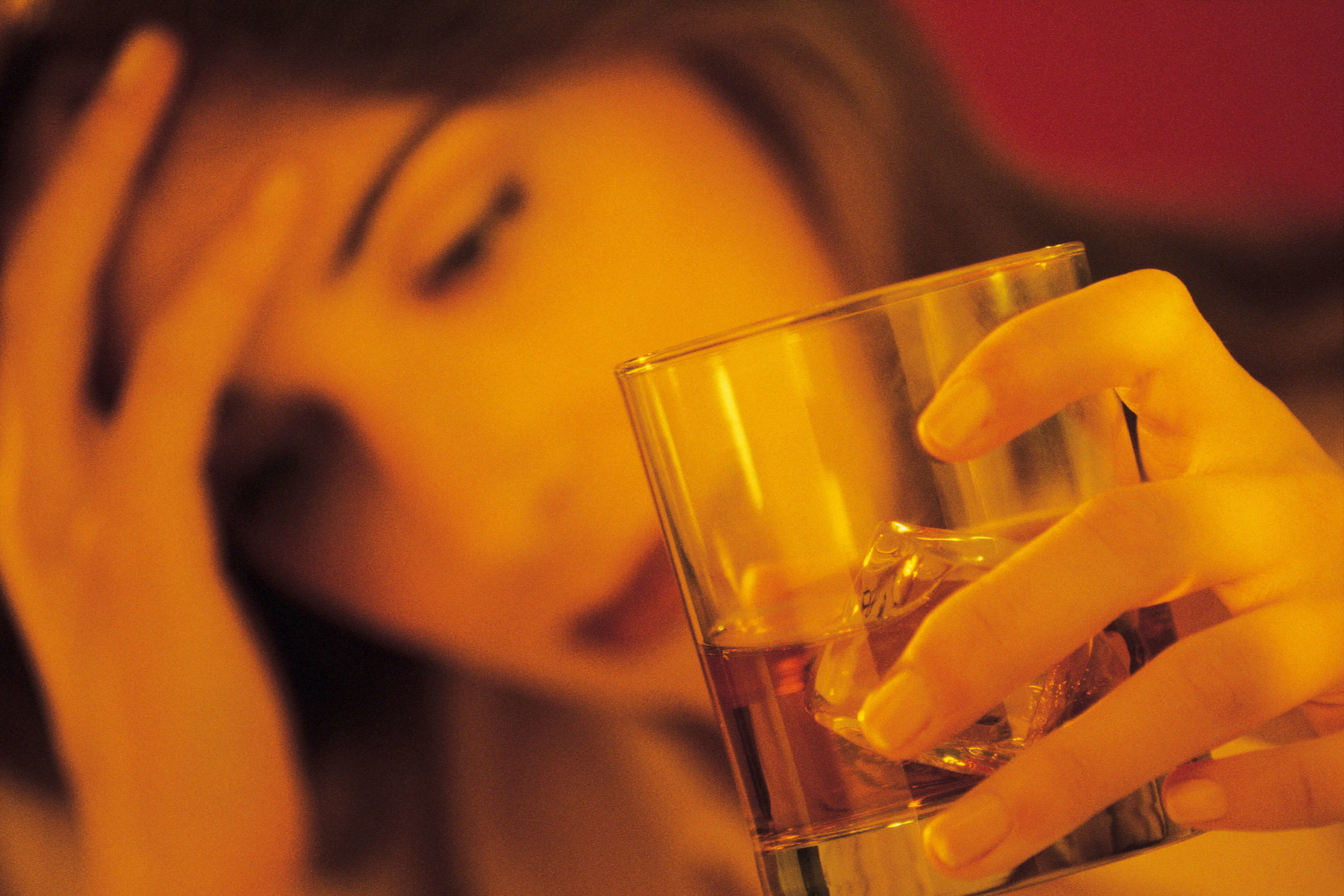 Alcoholism and addiction can be genetic.