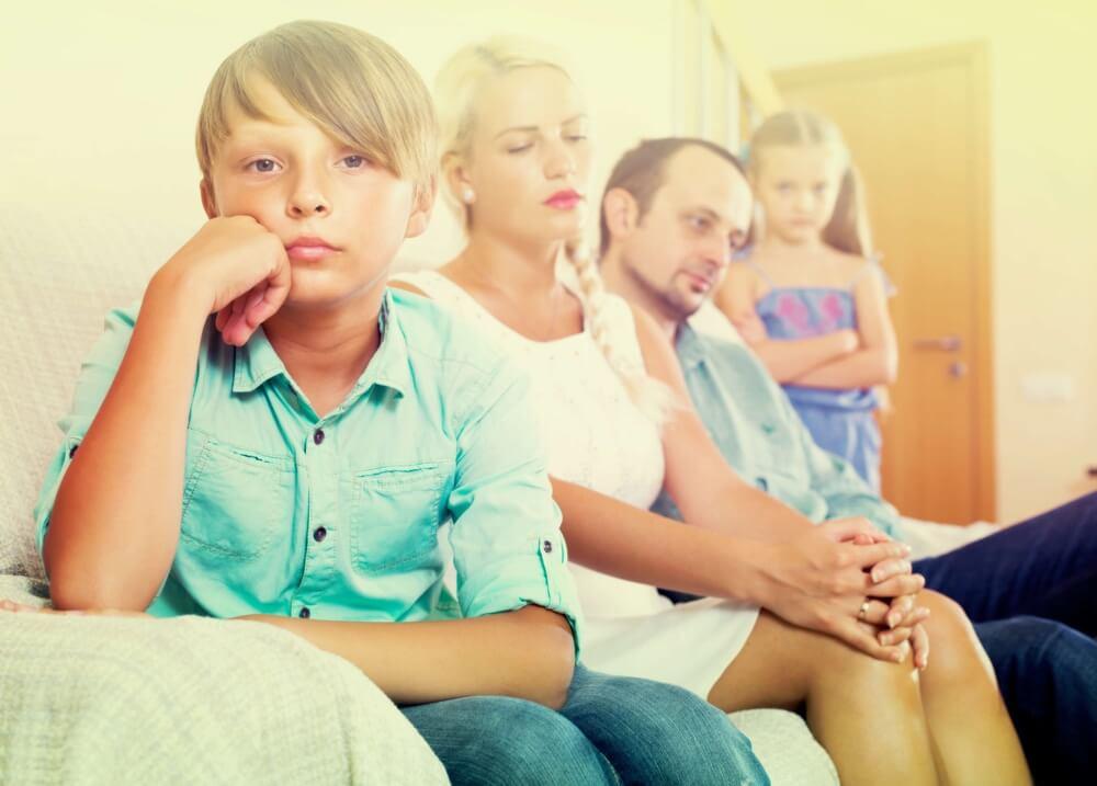 Alcoholics family get hurt by alcoholism.