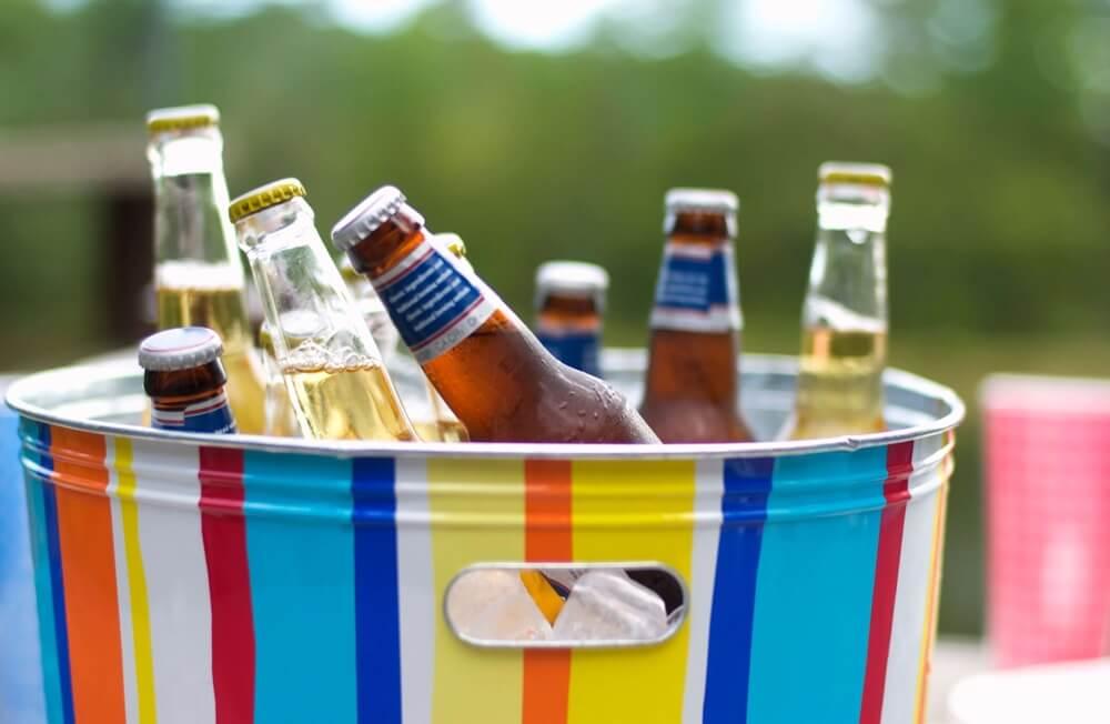 Stop drinking beer in San Diego.