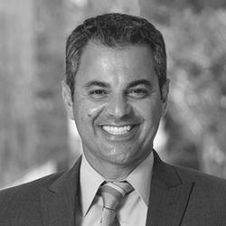 Armin Afsahi '90    Vice Chancellor, Advancement,  University of Denver