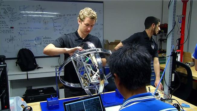 UC San Diego Engineering Students in Top 5 for NASA… -