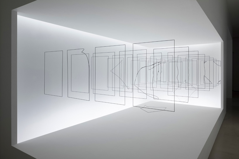 Source: designboom Nendo invisible outlines