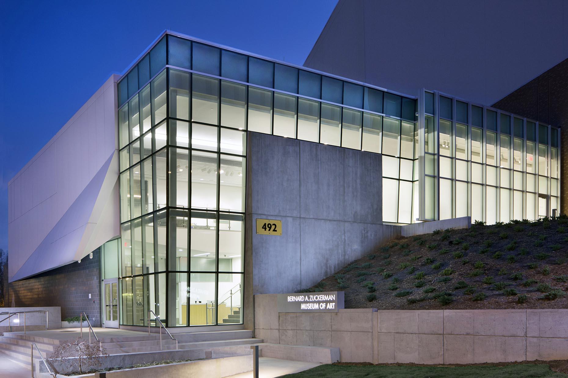 Zuckerman Museum of Art  //  Kennesaw, GA  //  Client: Stanley Beaman & Sears