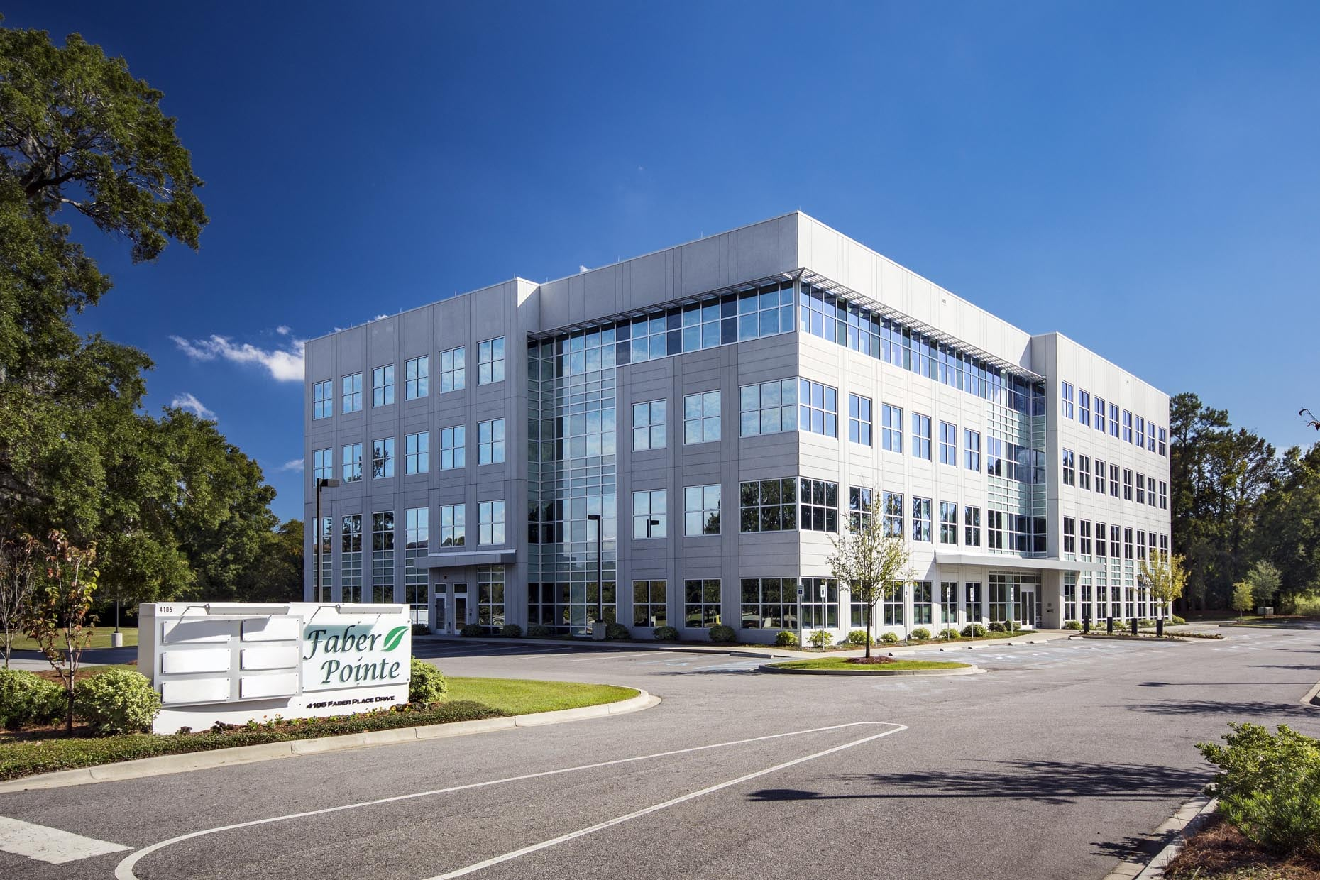 Commercial Office Building // Charleston, SC // Client: Warner Summers Architects