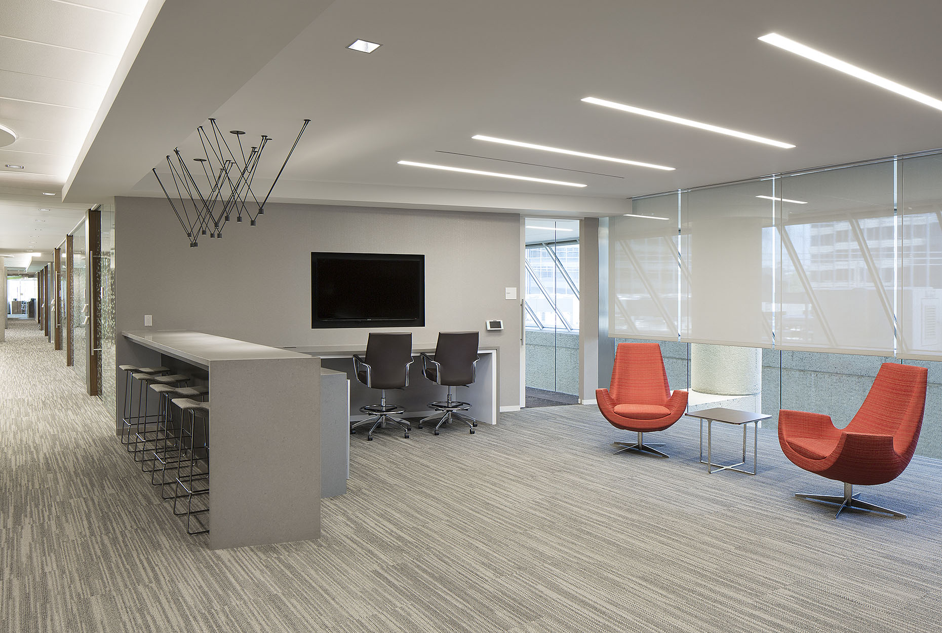 Commercial Space // Client: IA - Interior Architects (Interior Design © IA - 2016)