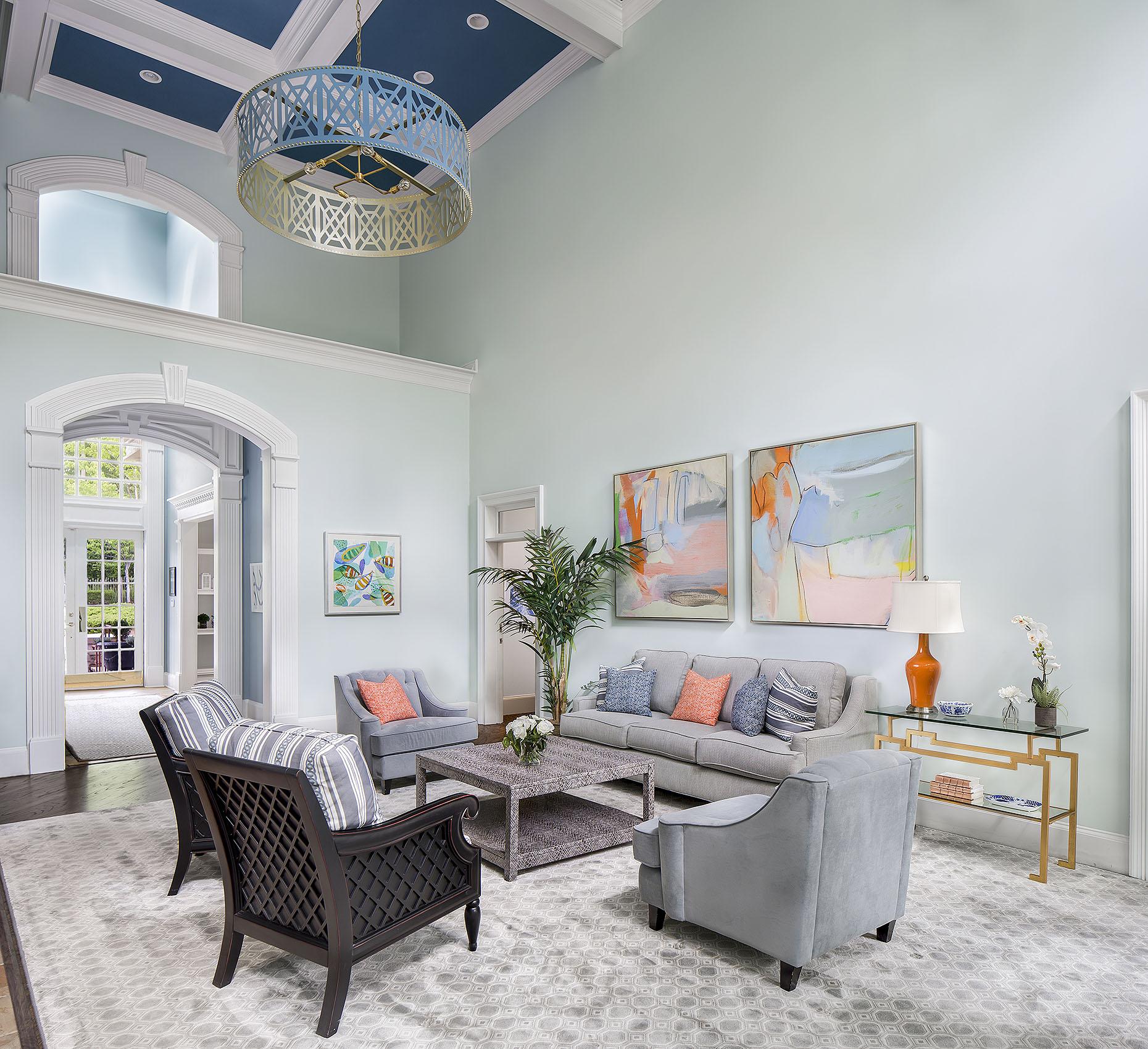 Client: Trellis Home -- Multi-family Housing Clubhouse / Atlanta