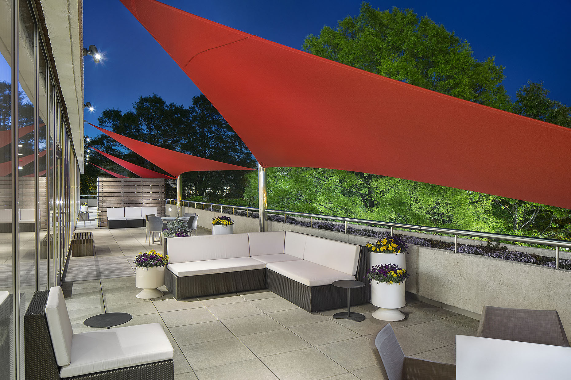 Commercial Space // Atlanta, GA // Client: IA - Interior Architects (Interior Design © IA - 2016)