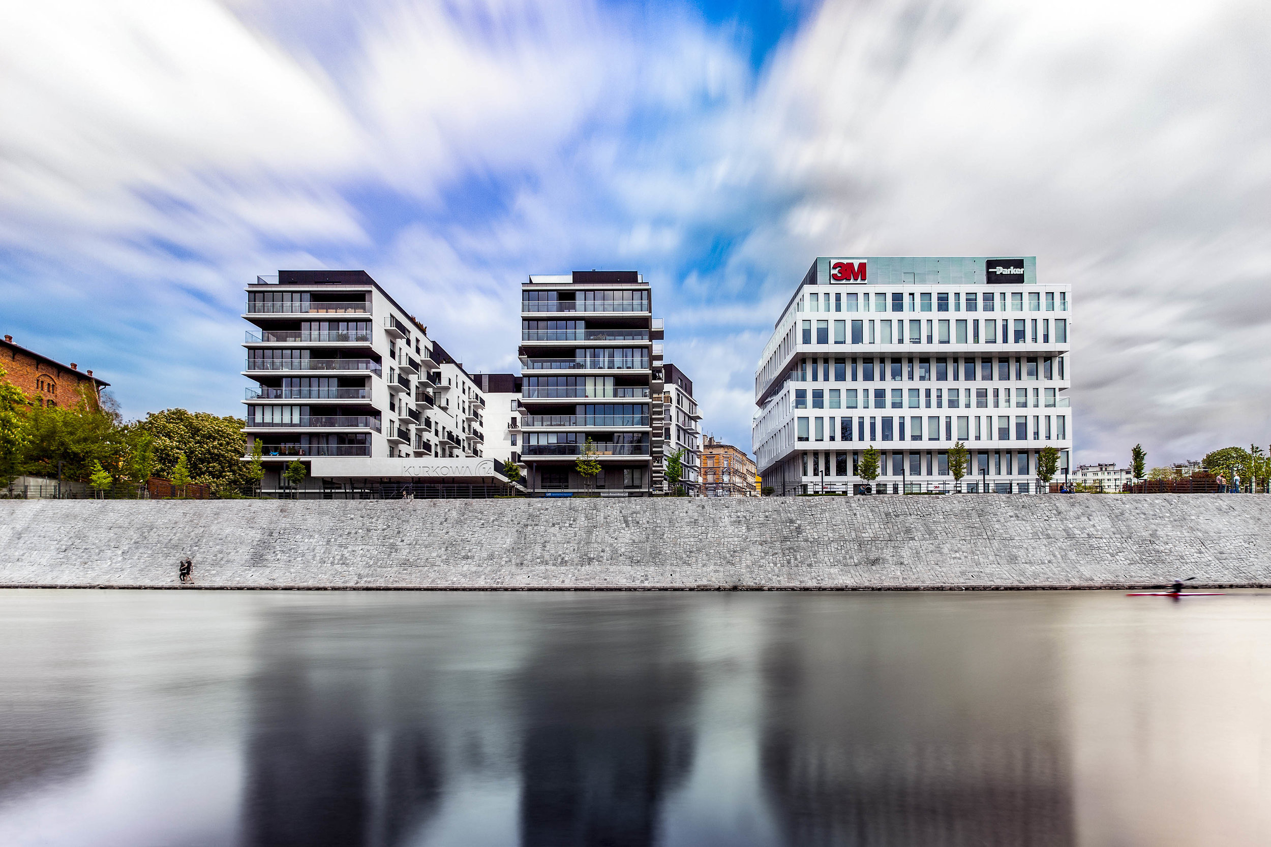 3M Building - Wroclaw, Poland