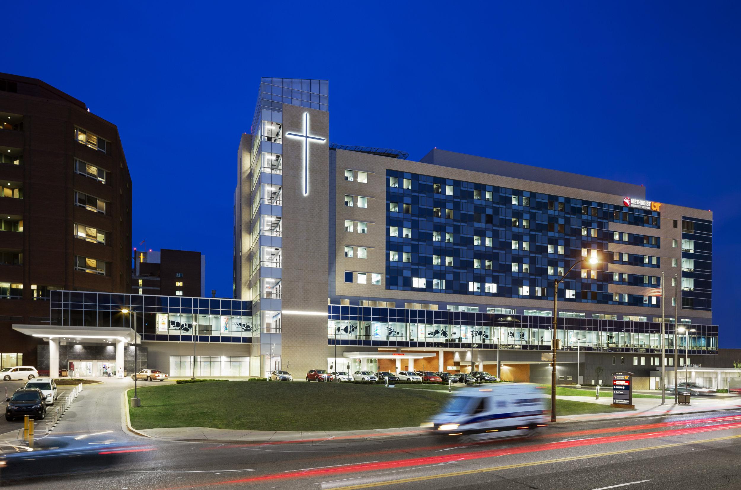 MethodistUniversityHospital_04.11.19__903_twilight_01_cars1.jpg
