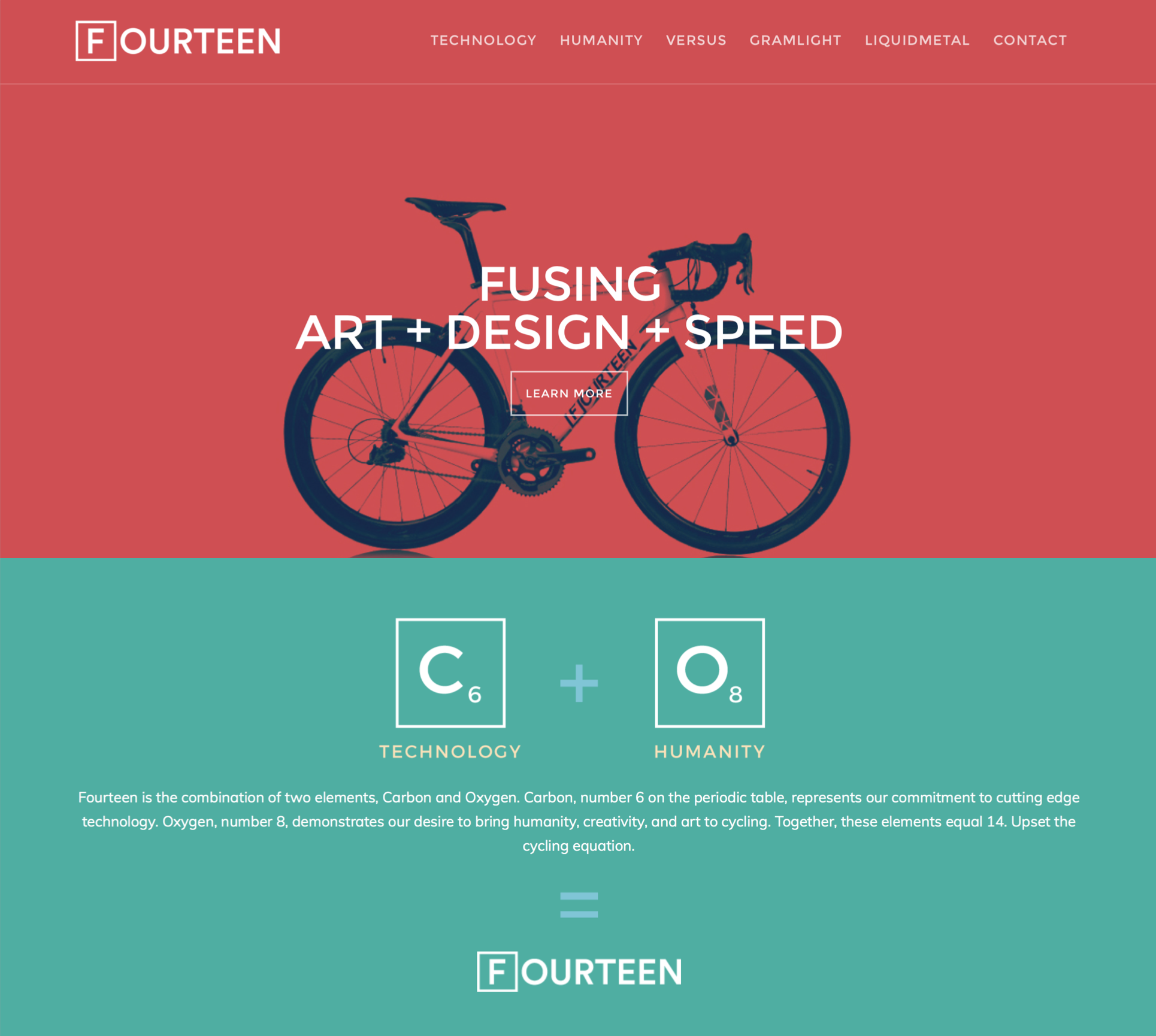 Fourteen Cycles
