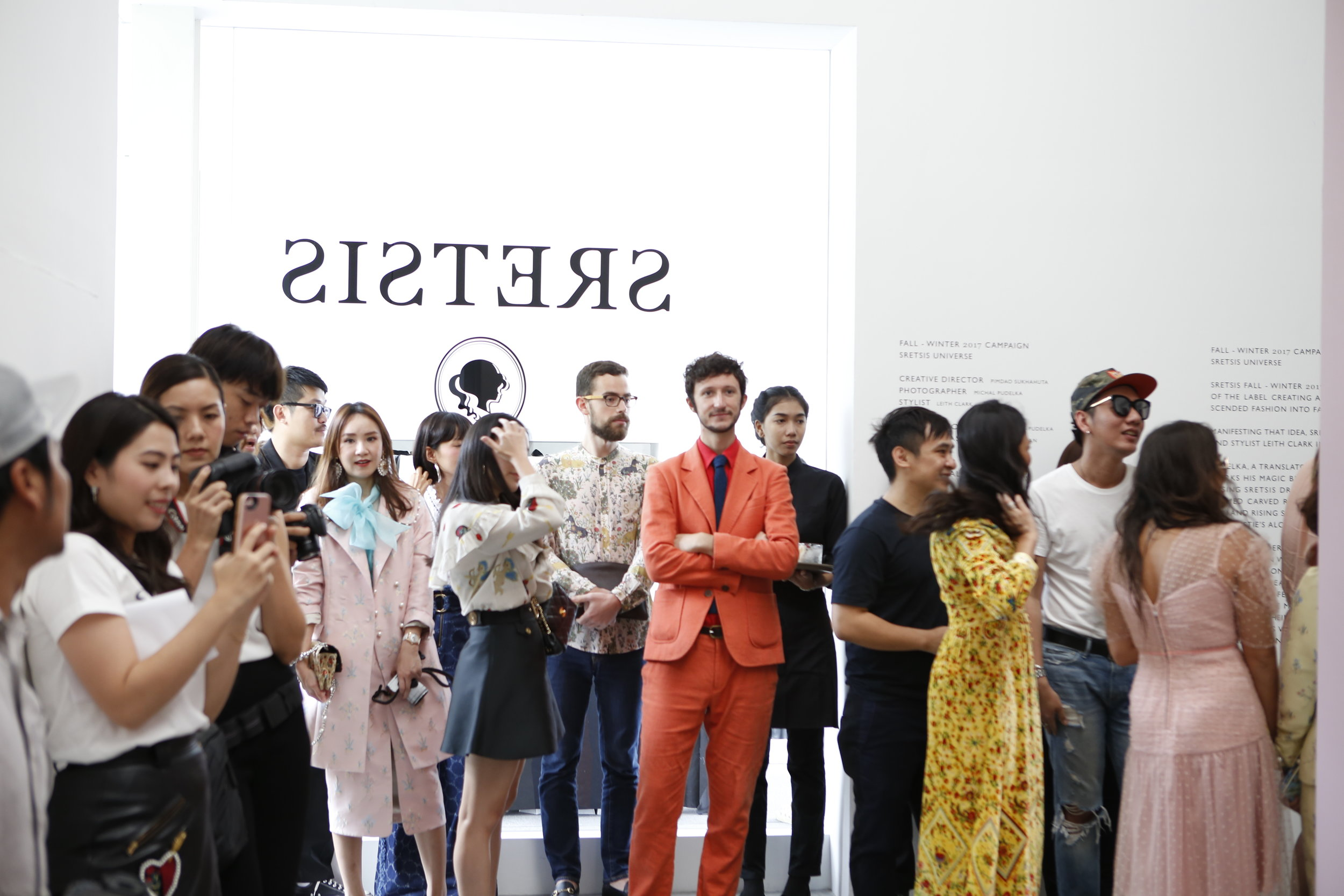 At Home in the Global Fashion Industry