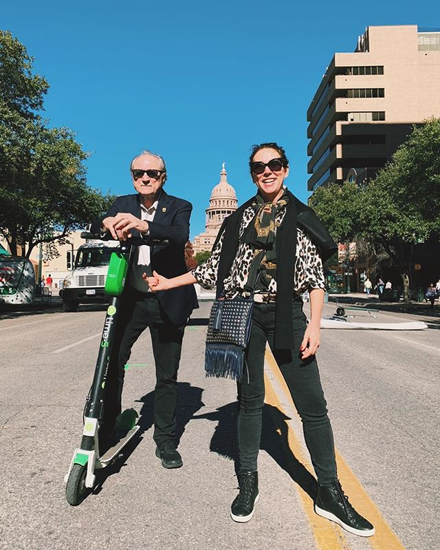 Mom and Dad take Austin. Two reps helping turn Texas blue