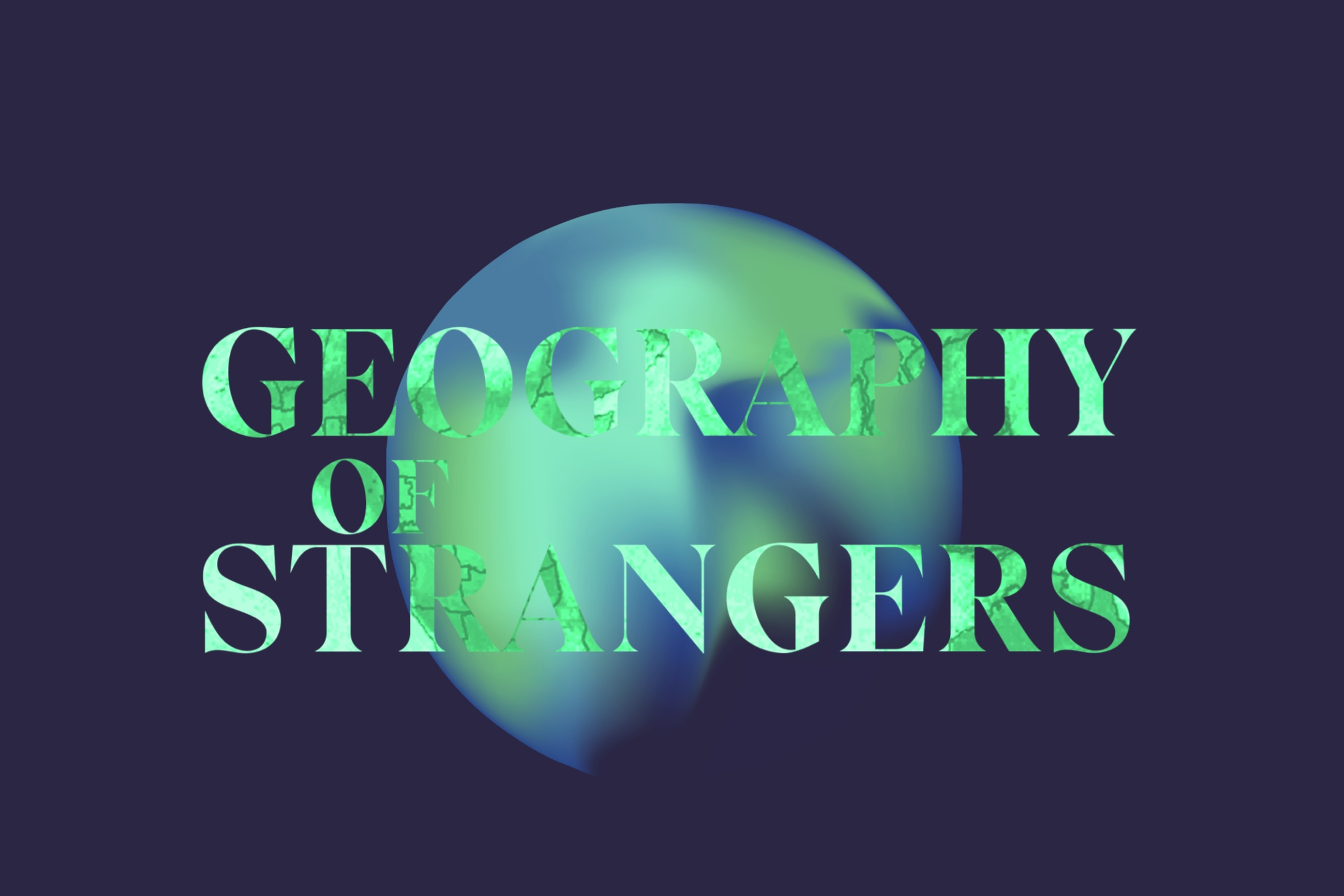 Geography of Strangers is a travel card game designed to make us open and ready to meet new people while traveling. The game was built after months of research for my Independent Design Research Studio at Parsons.