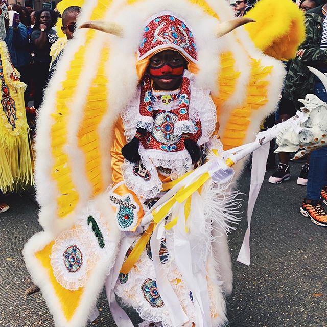 What it means to rock #neworleans #mardigrasindians #mardigrasindian