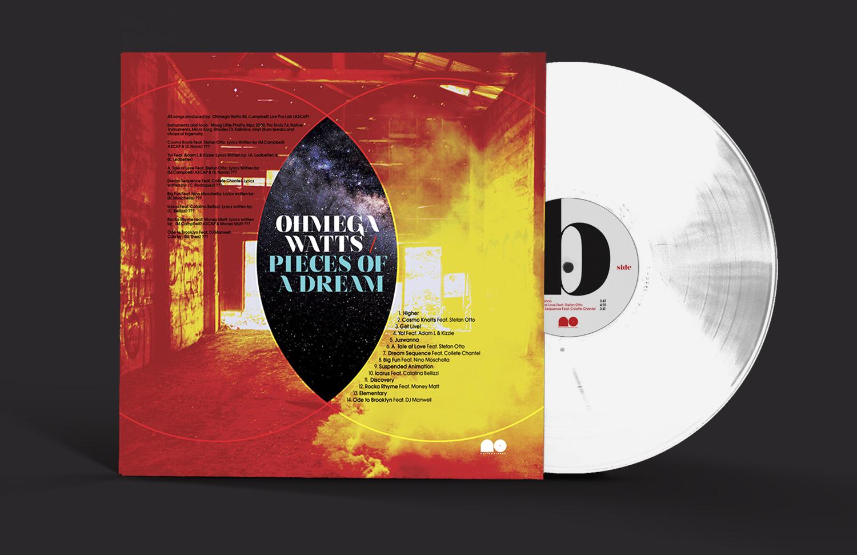 P.O.A.D. Back LP Cover