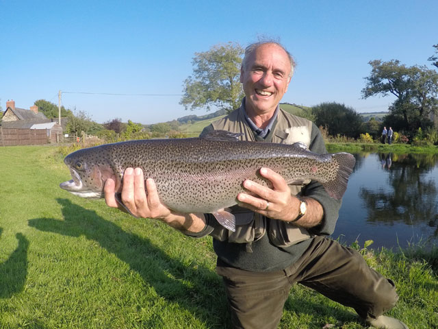 Best fish of the month so far - John Salters double of exactly 10lbs