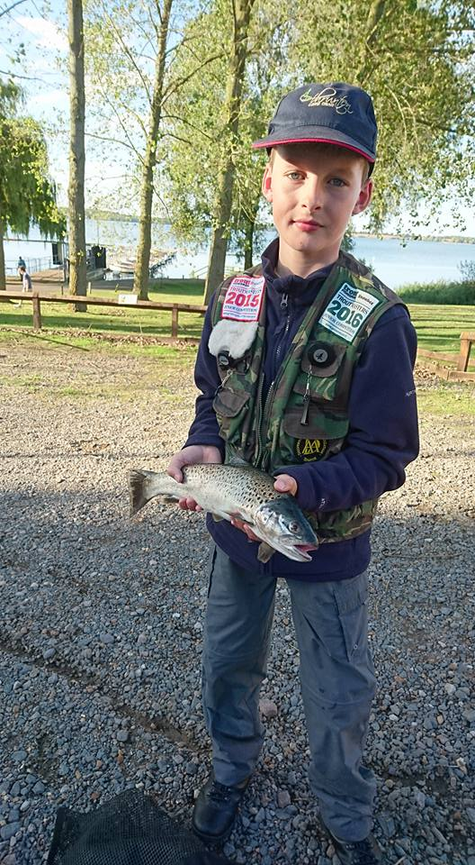 Star Angler - James Mockridge is one to watch!