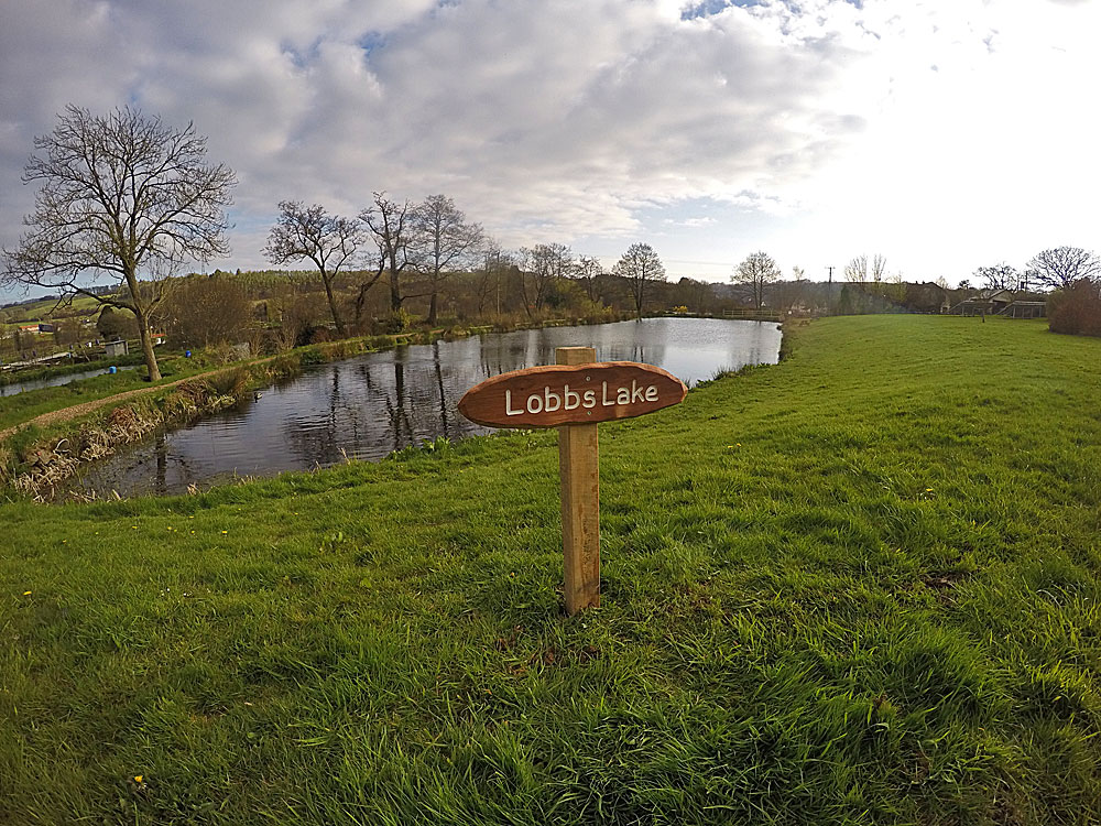 Lobbs Lake is set to change this season - see news story above for details