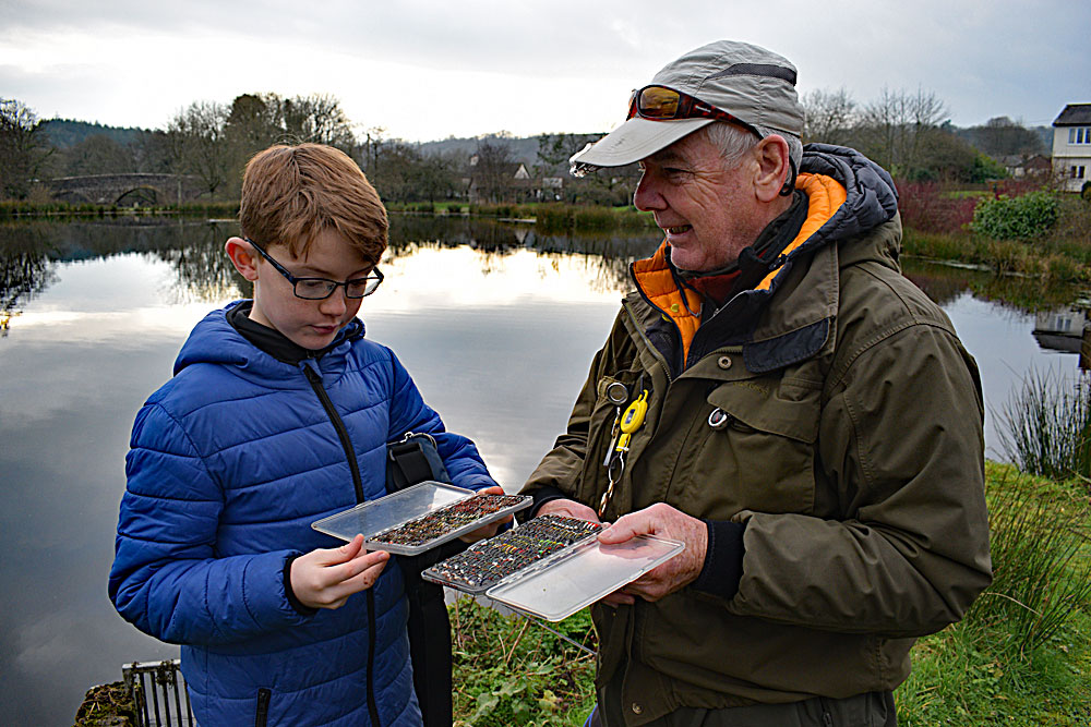 What better way is there to spend Father's Day than at Exe Valley Fishery and even better with such a great deal on offer.