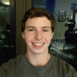Sean Olson - Undergraduate Assistant
