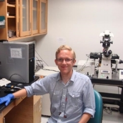 Brandon Harvey -    Undergraduate Assistant