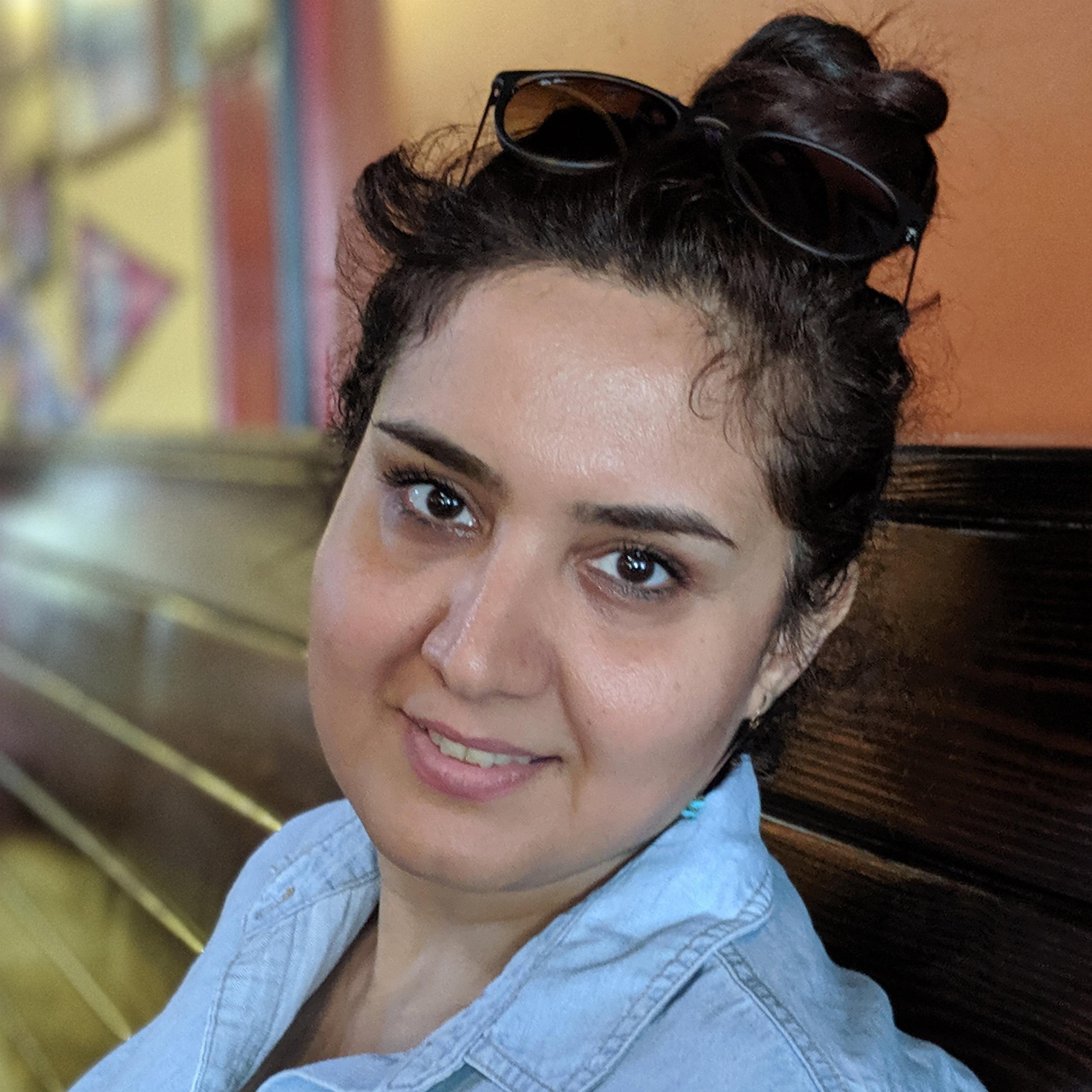 Fatima Shaerzadeh