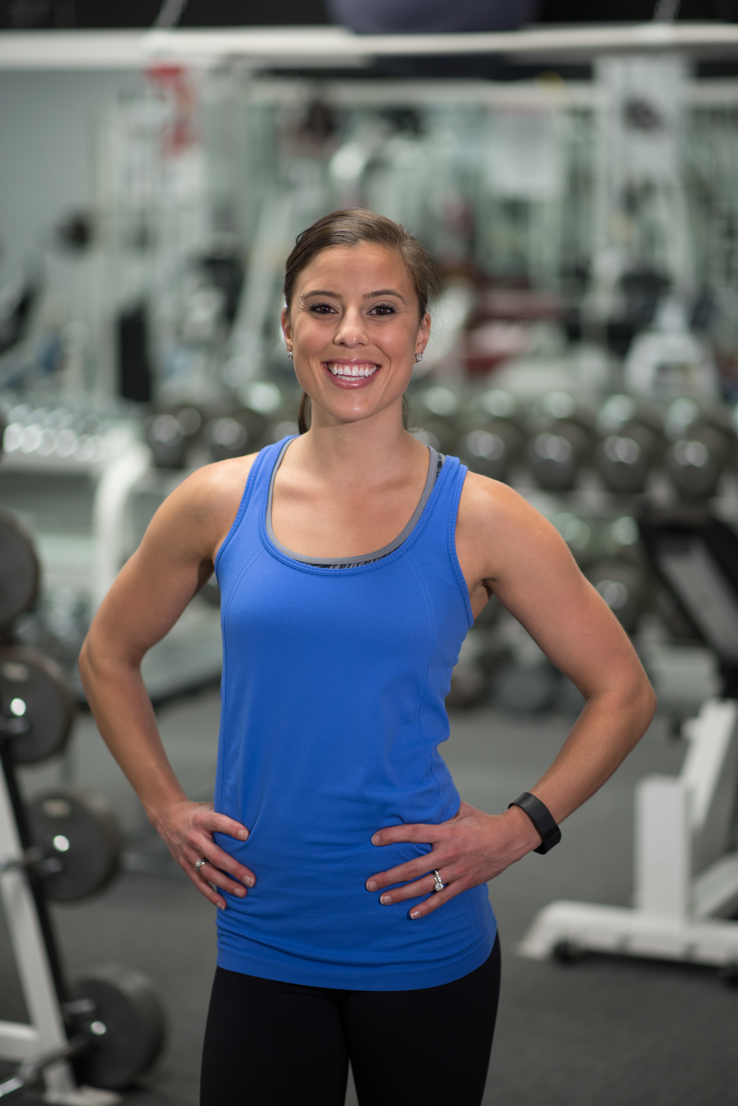 Full-body pyramid workout