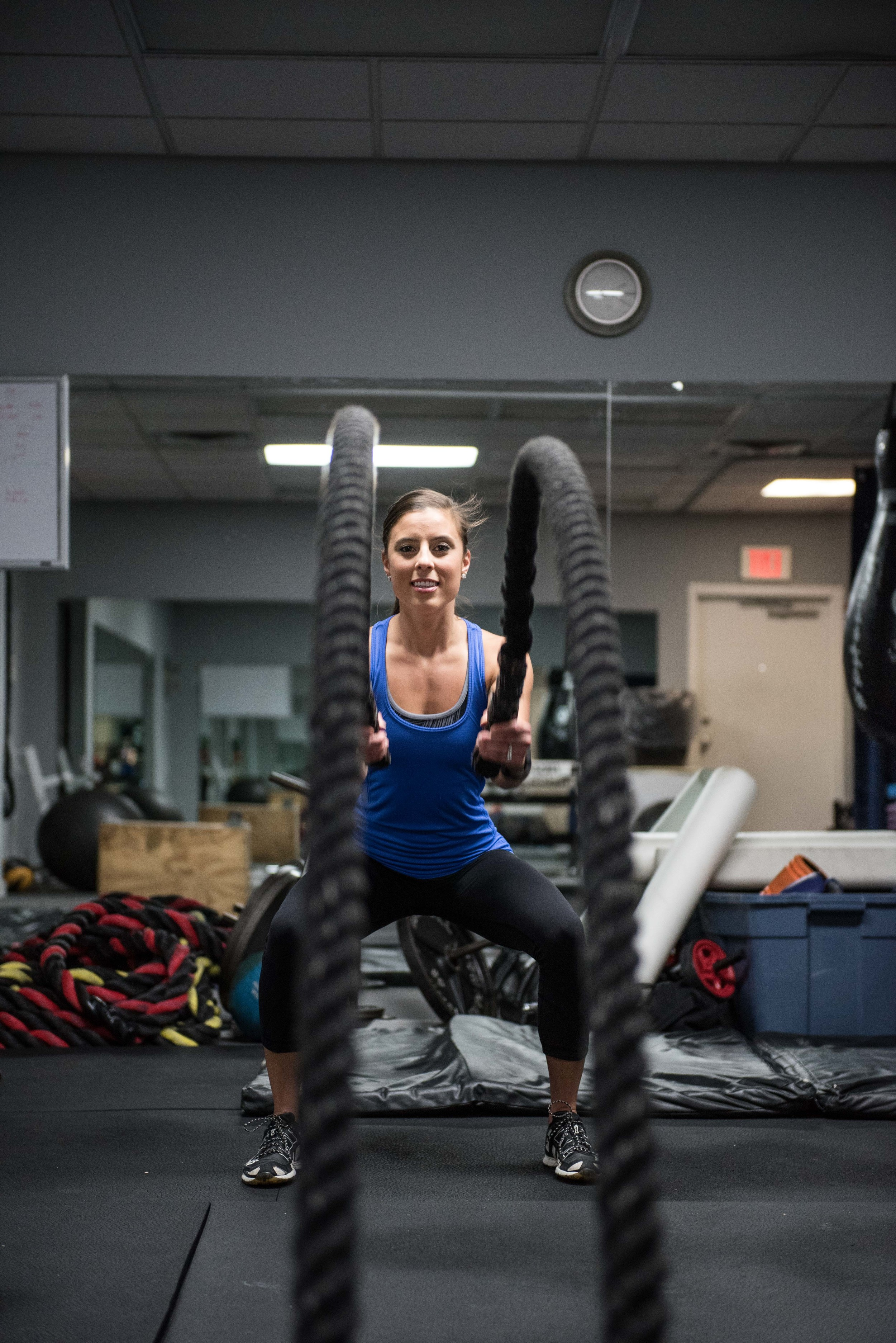 Rope Smasher Workout