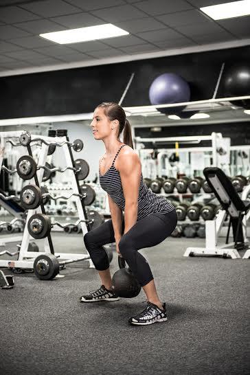 Kettle Bell Lower Body Workout