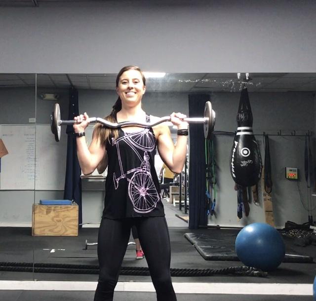 Upper Body EZ Curl Bar Workout