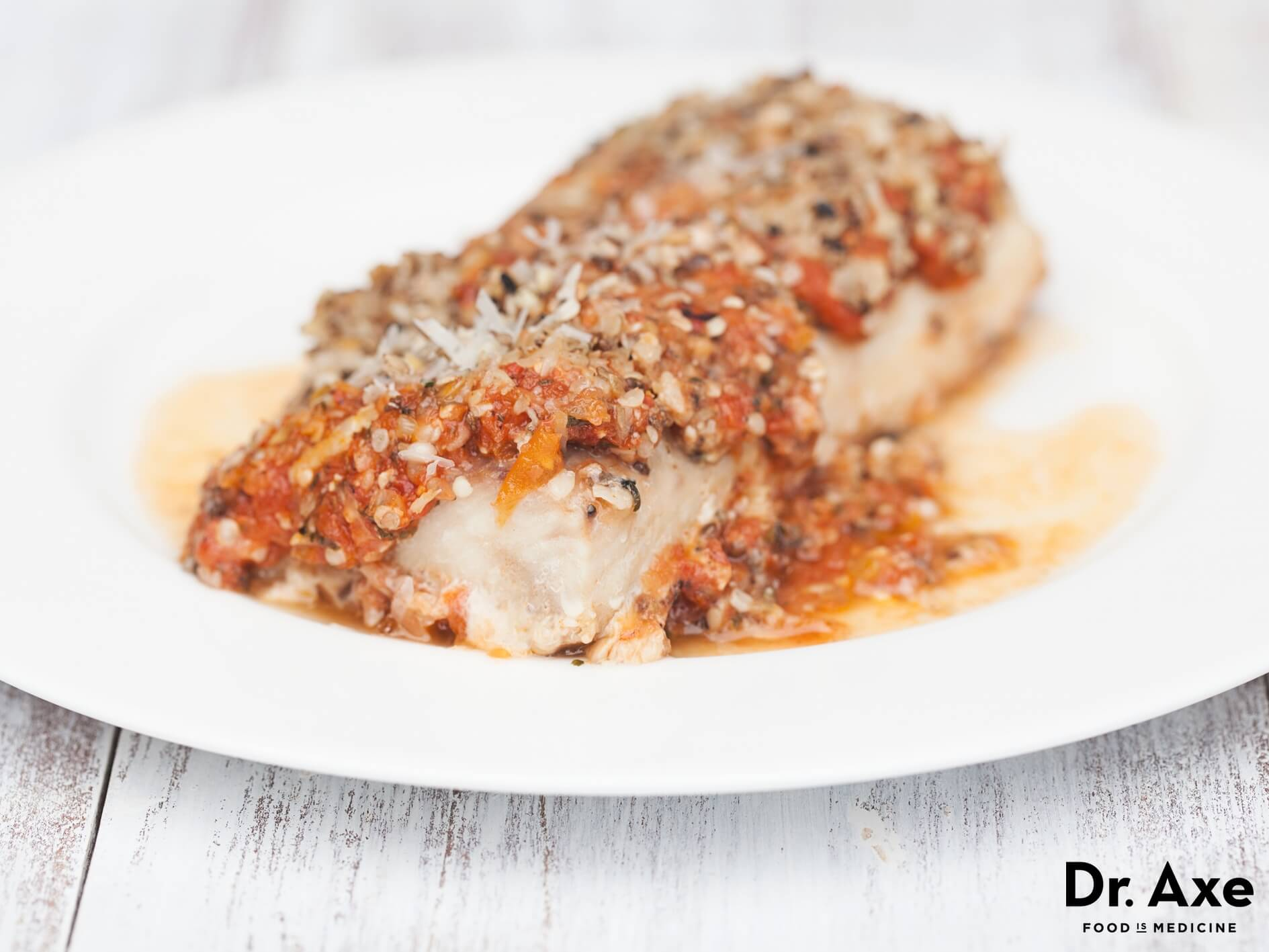 baked savory fish recipe