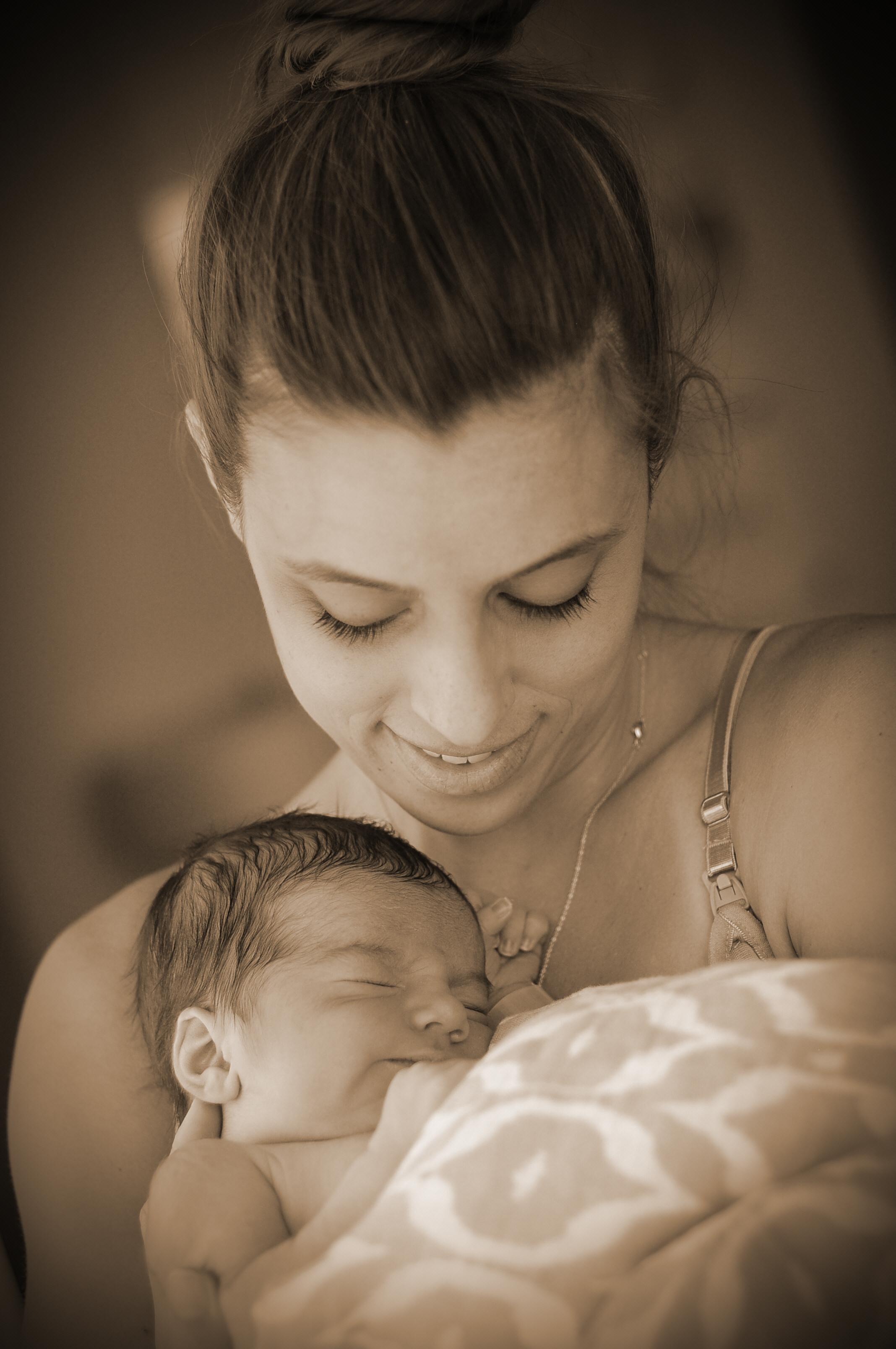 The raw beauty of motherhood