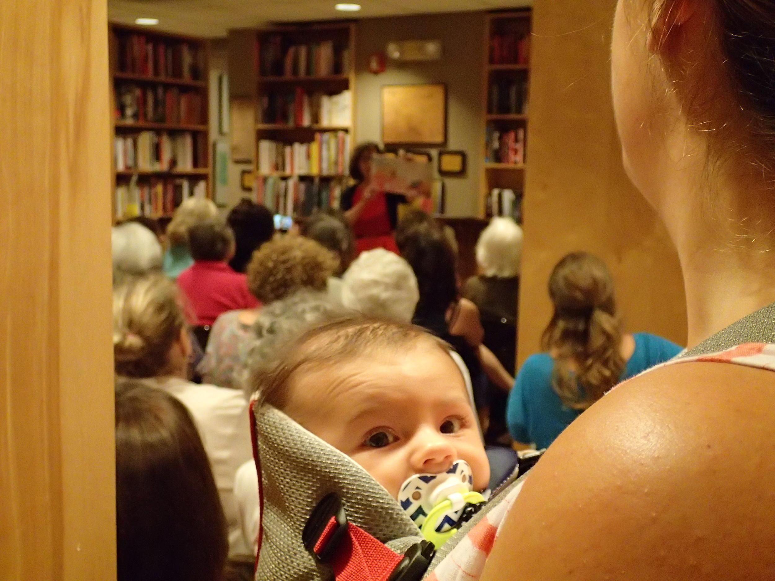 Future Charlotte reader?