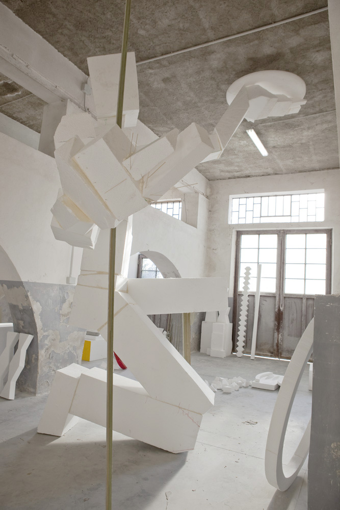 The Future of Marble, 2010 (sculpture)