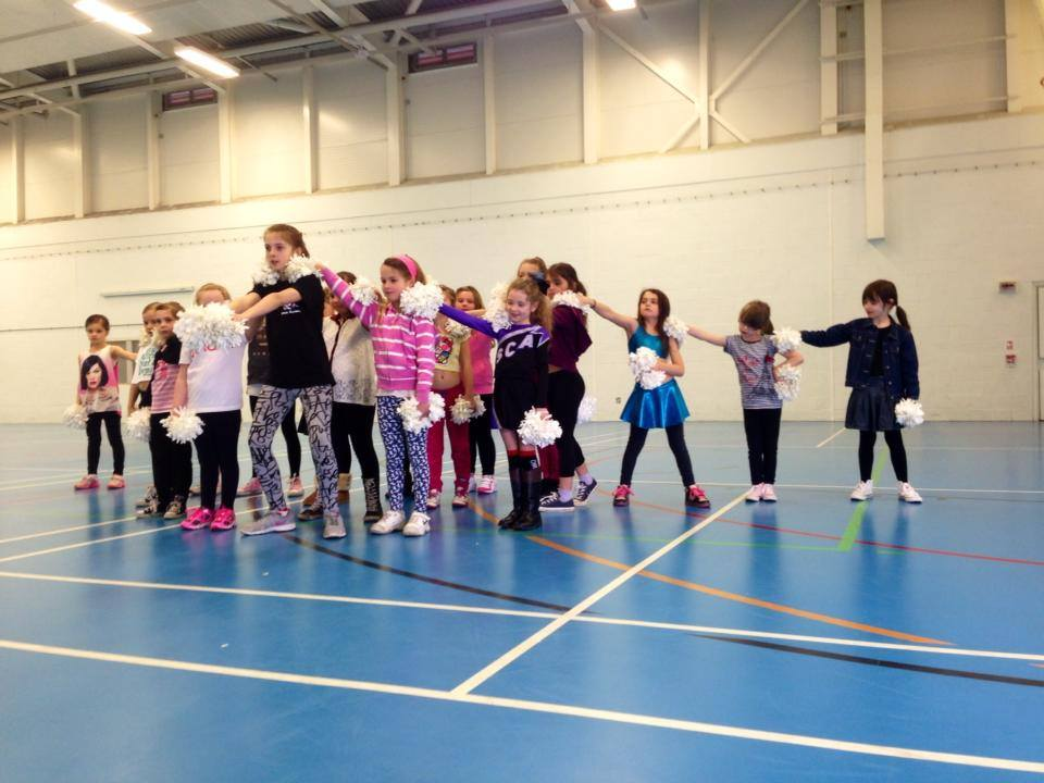 School Holidays Cheerleading workshop