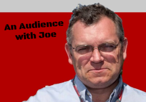 An Audience with Joe - An Audience with Joe London 2018. Download a live recording of Joe talking to a live audience in the Strand Palace Hotel.