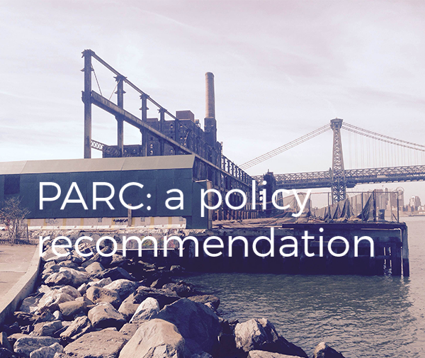 PARC: a policy recommendation