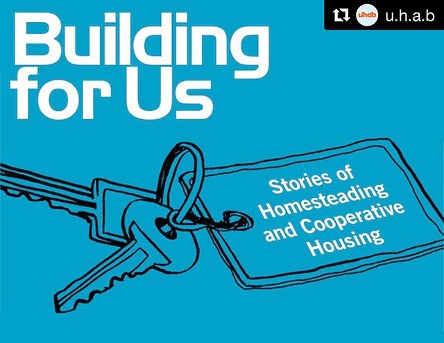 Don't miss out on the @u.h.a.b  And @interferencearchive opening exhibition on decades of cooperative housing history and organizing this Thursday, Oct. 17. Remembering and learning from history to continue to advocate and build equitable futures for all. Will be up for 3 months with programming activations at 314 7th St in Brooklyn. — #Repost @u.h.a.b with @get_repost ・・・ Our exhibit #BuildingForUs at @interferencearchive tells the story of the rise of cooperative housing in NYC against a backdrop of city disinvestment and abandonment. See you at the opening on October 17th!
