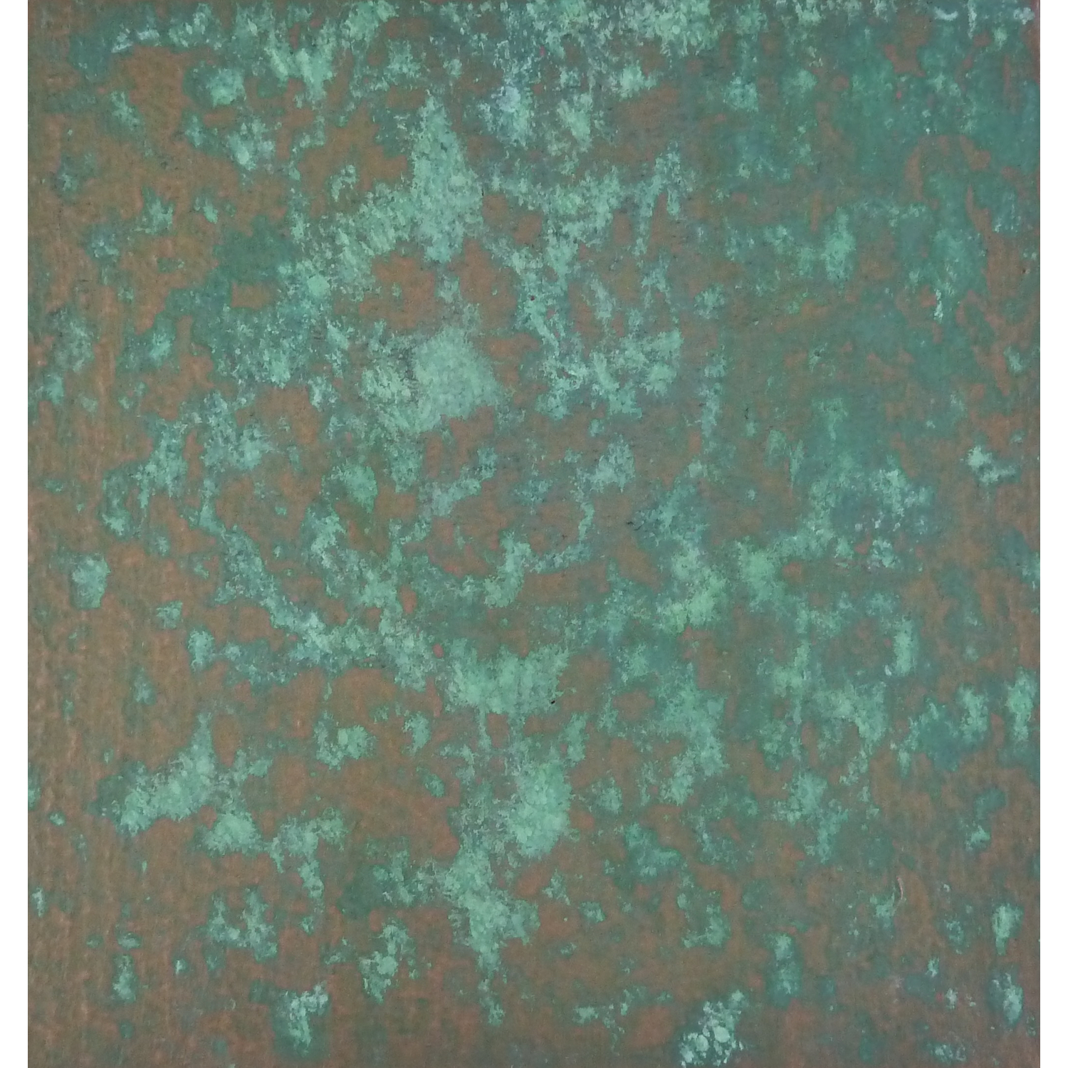 Faux Finish: Copper Patina