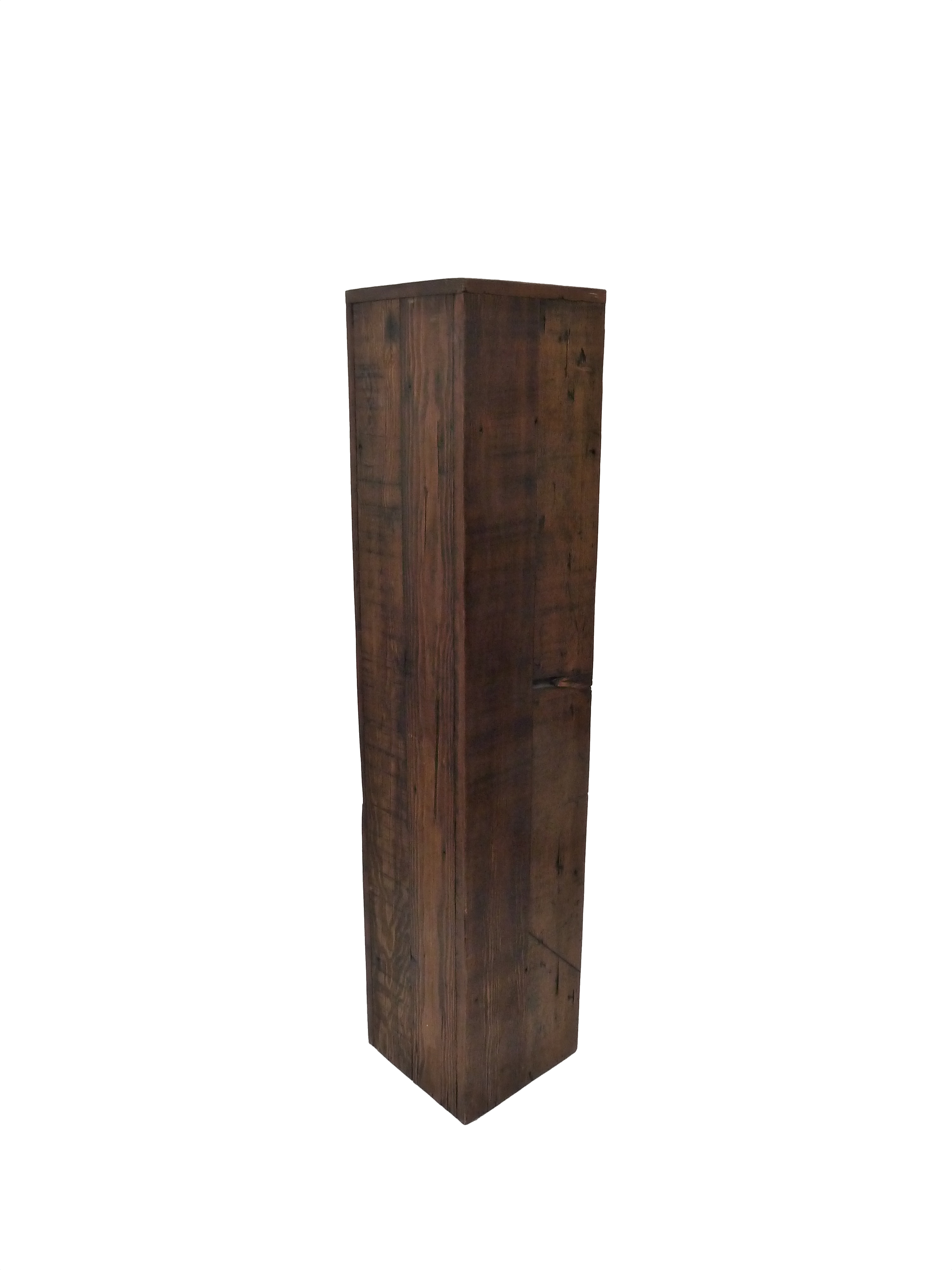 reclaimed wood pedestal.jpg