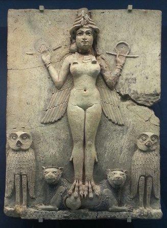 Inanna Venus