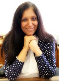 Dr. Ritu Khanna  Chief of Research, Planning, & Assessment