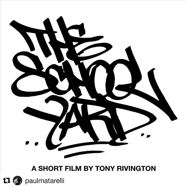 "#Repost @paulmatarelli ・・・ Happy to announce the premier of ""The Schoolyard"" a short film by @tonyrivington  I play ""The Artist"" in this film and hope you will come out to the screening tonight at 8PM in LES  213 Stanton St, New York, NY  #les #film #shortfilm #school #theschoolyard #premier #streetart #nyc #newyork"