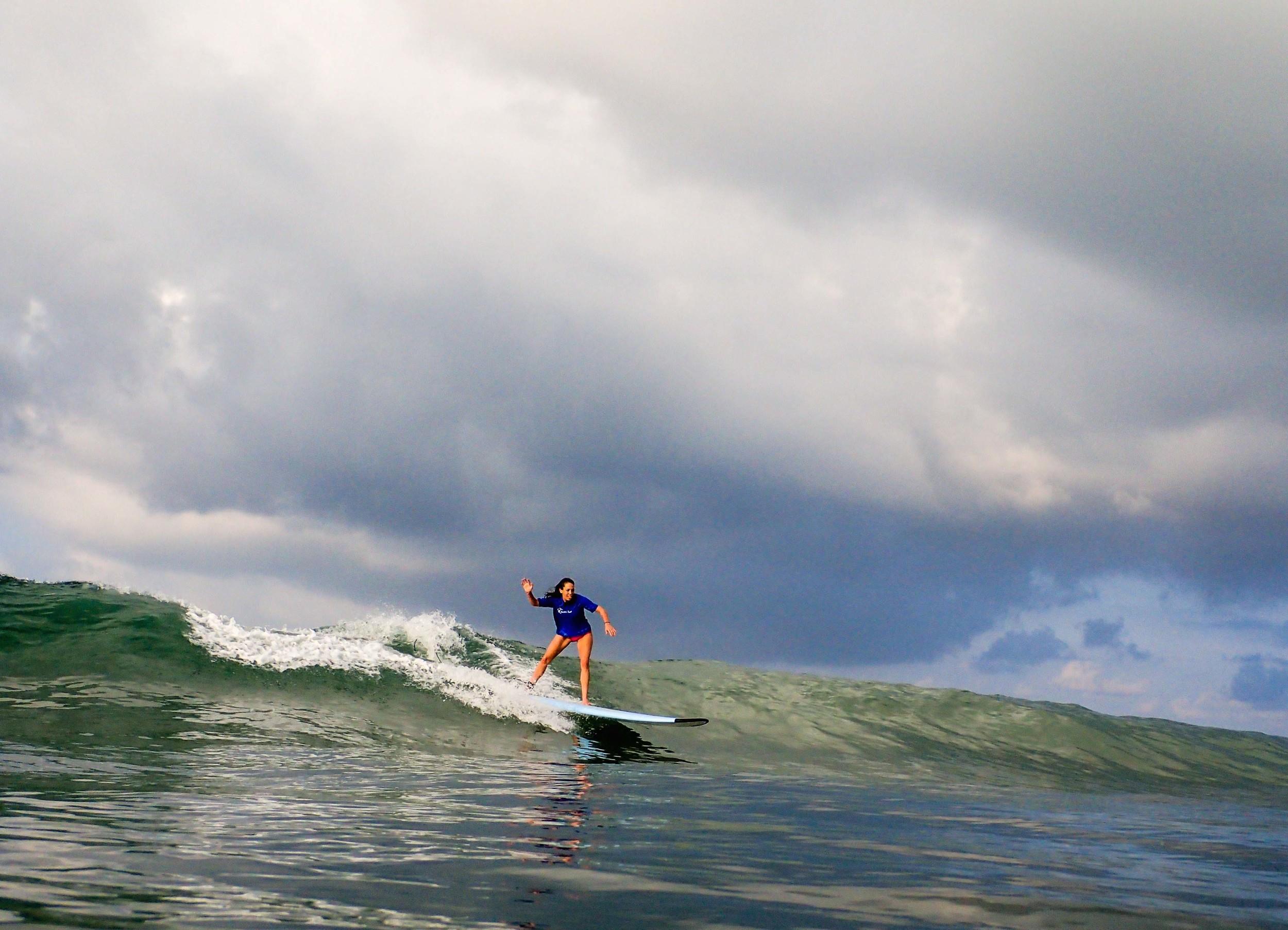 Awaken your inner surfer