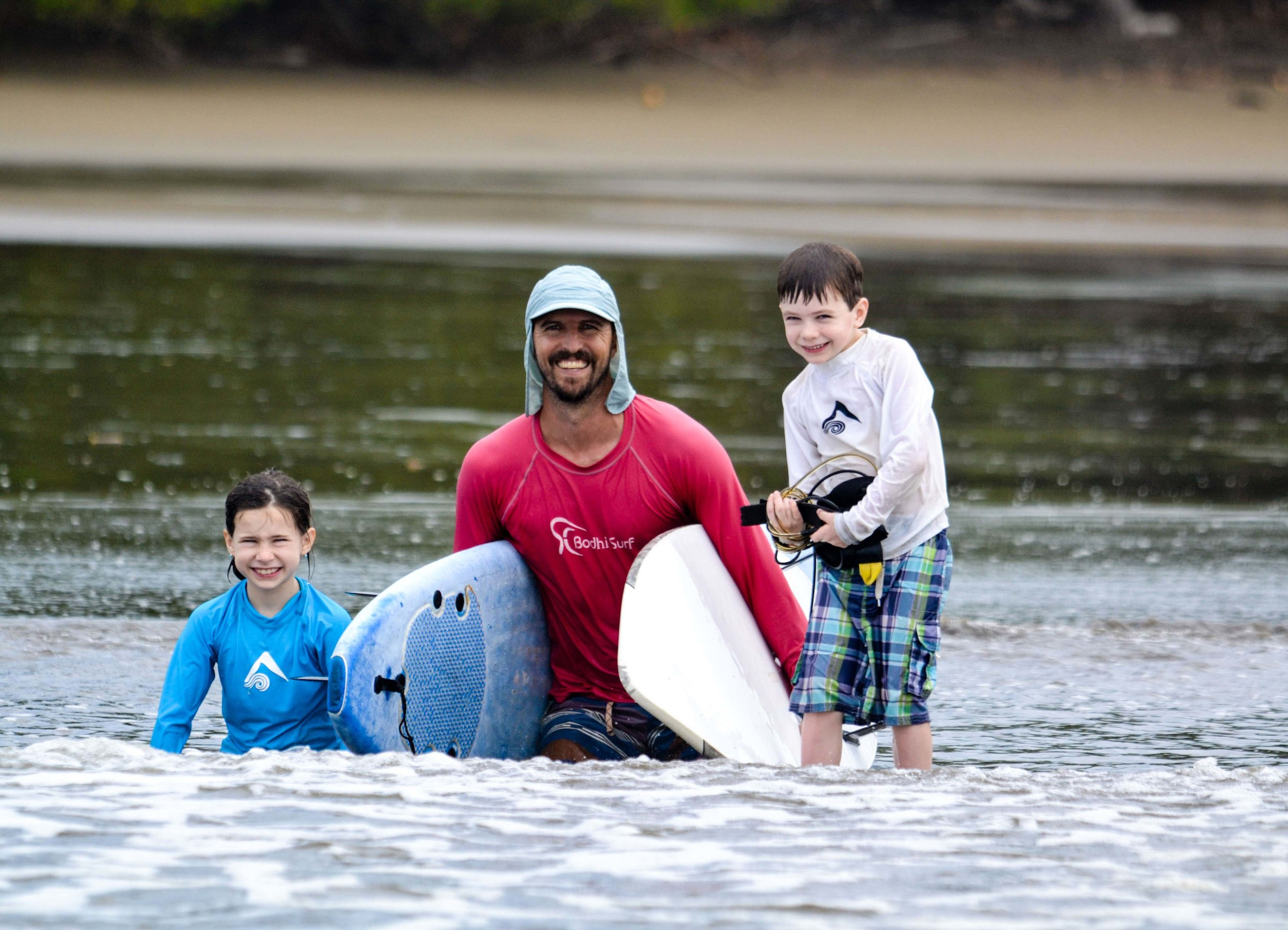 Engaging youth with Mother Ocean