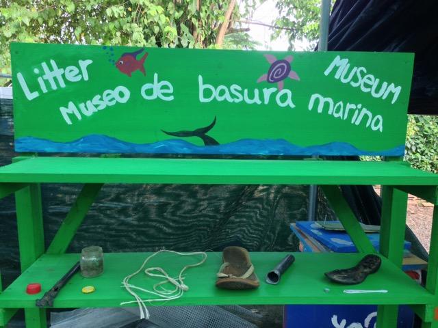 Community-made Marine Litter Museum