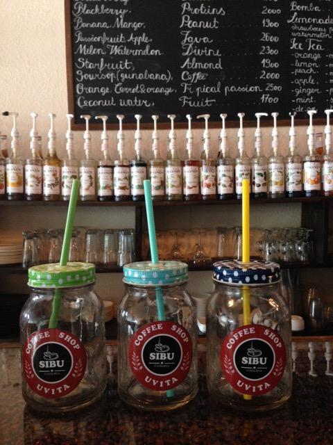 Local coffee shop SIBU making the change