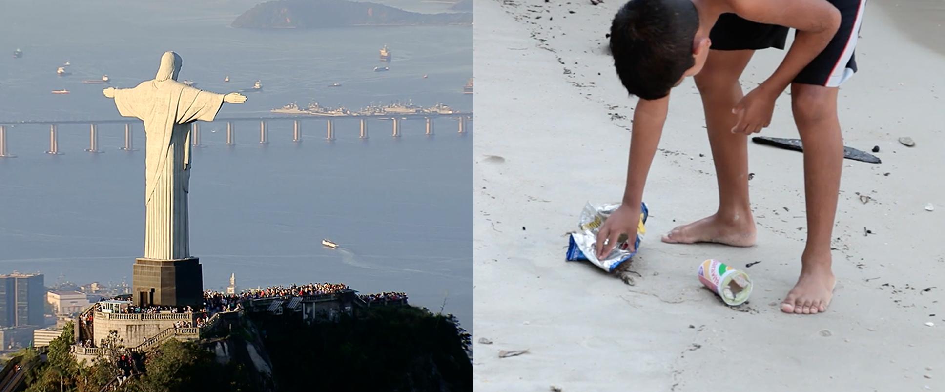 Ocean   RIO'S DISCARDED   a closer look   Read more