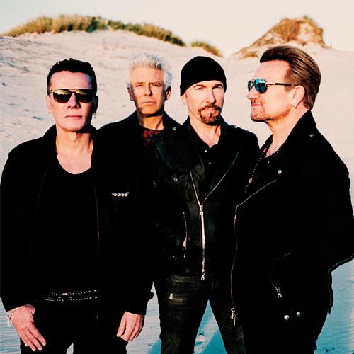 Photo courtesy of U2